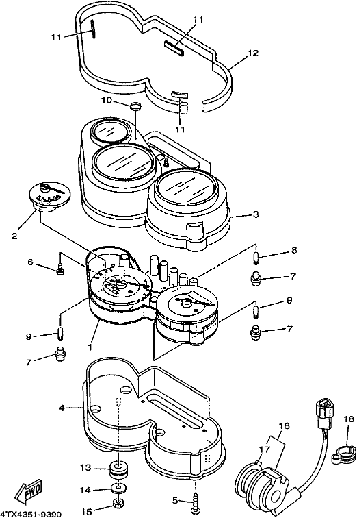 1975 Yamaha Dt 125 Ignition Wiring Diagram