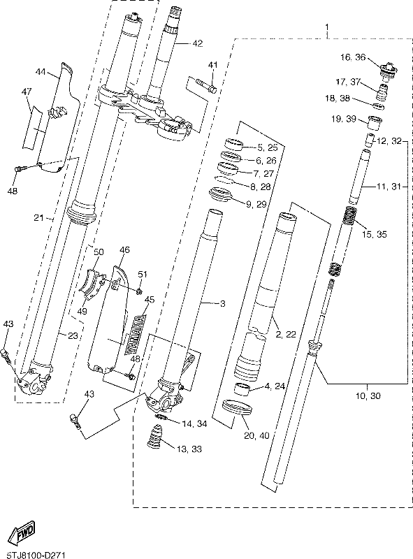 Motorcycle Drivetrain Diagram