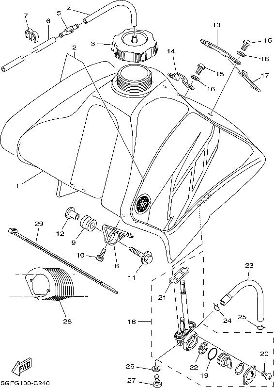 Ttr 125l