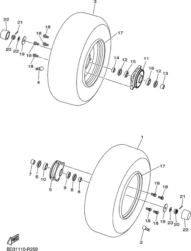 Yfz450r Wiring Diagram