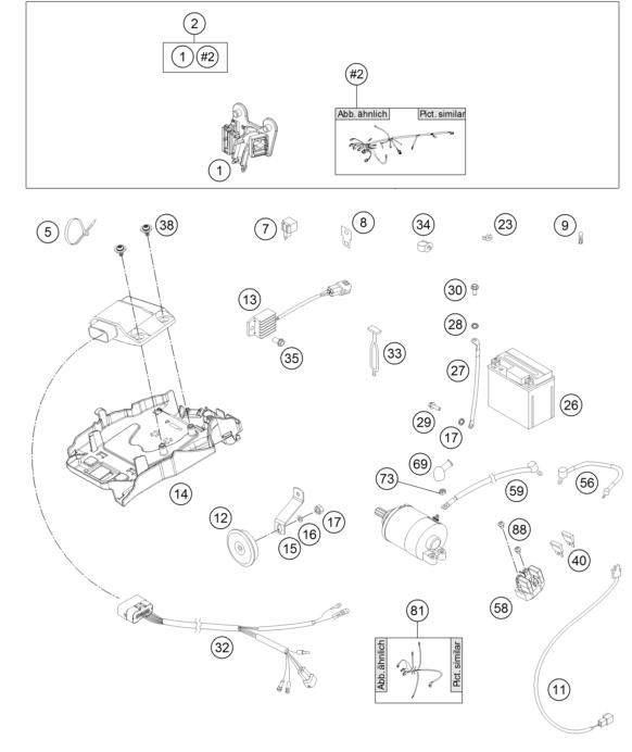 husaberg fe 501 wiring diagram