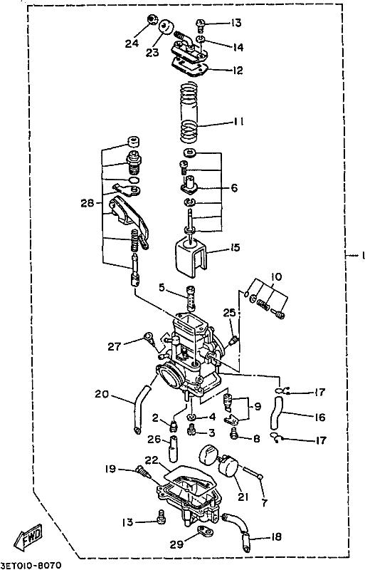 Yamaha Dt200r Wiring Diagram   Wiring Schematic Diagram on