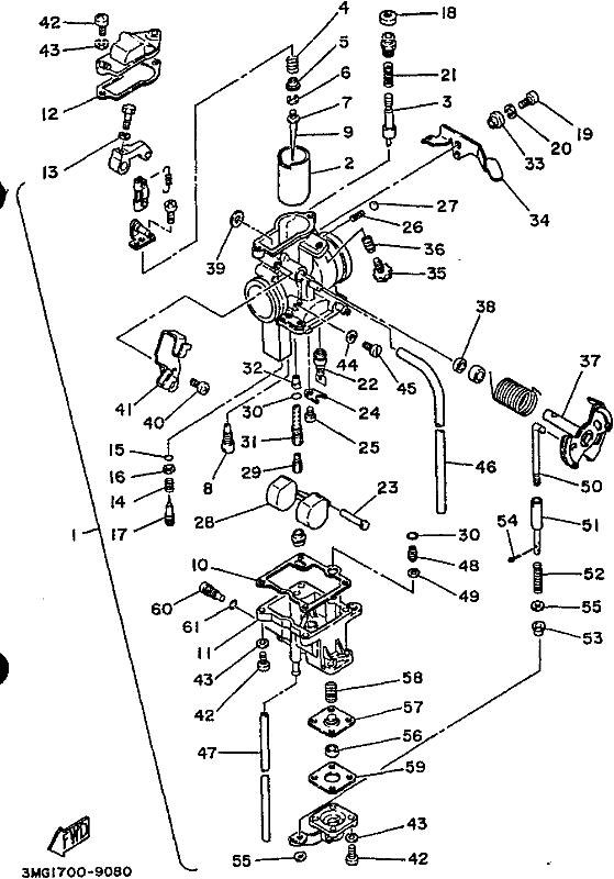Please: 1987 Yamaha Yfm350er Moto 4 Wiring Diagram At Daniellemon.com