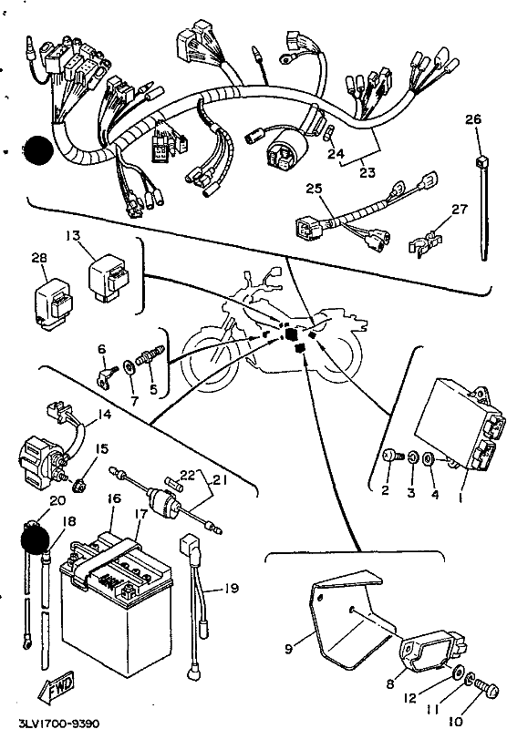 1981 Yamaha Virago 750 Wiring Diagram from www.firstclassmotorcycles.com.au